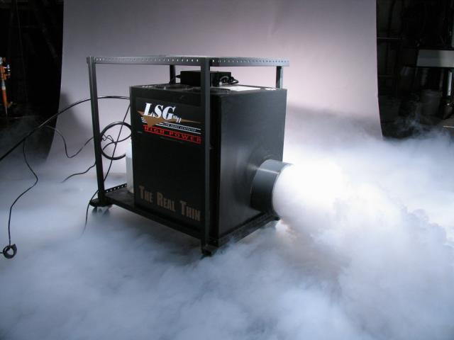 Products: Fog, Haze & Smoke | J&M Special Effects